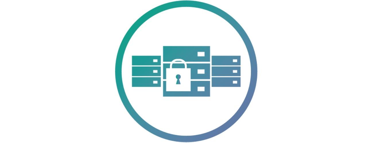 QNAP  TS-431P2-1G  szyfrowanie
