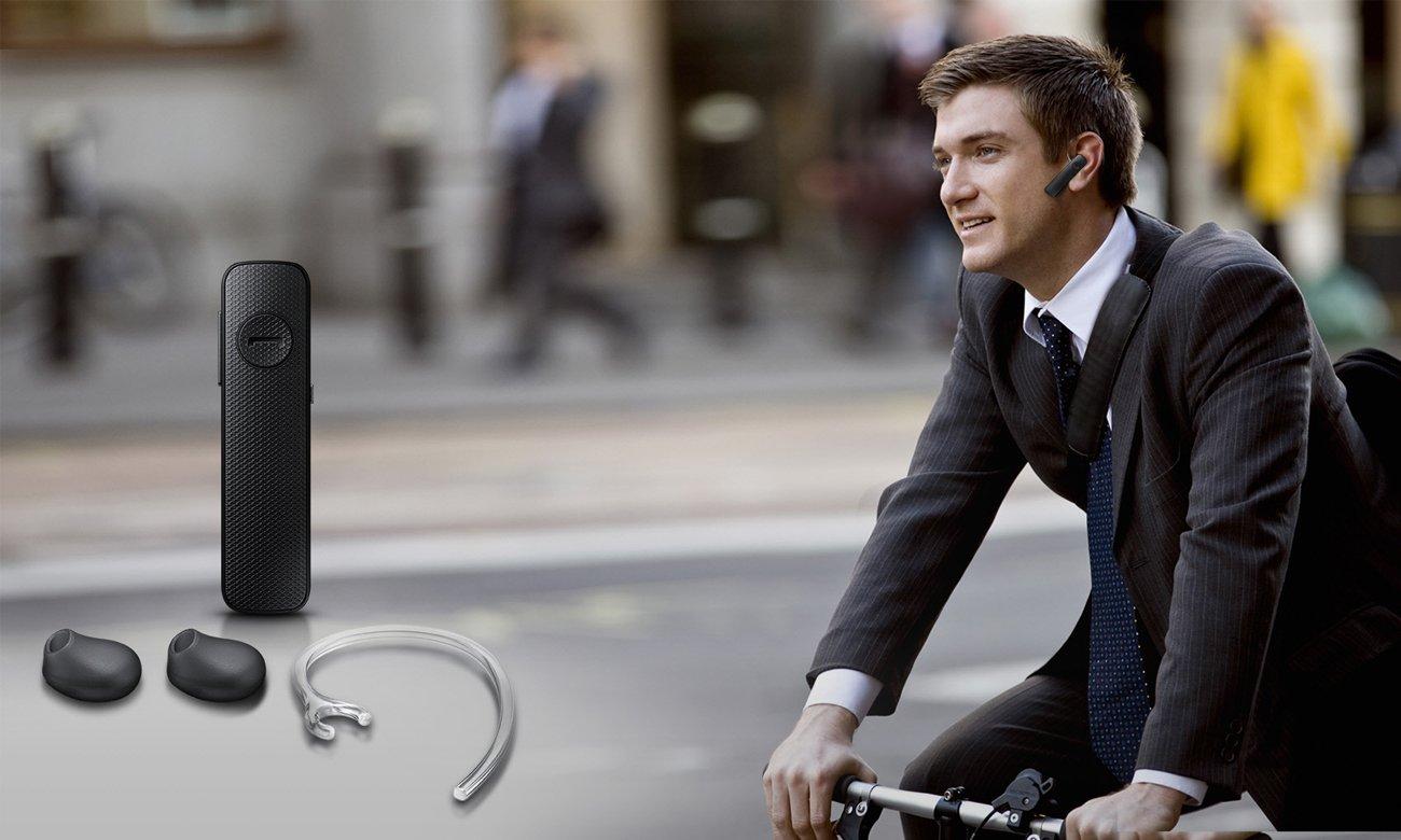Słuchawka/Zestaw głośnomówiący Samsung Słuchawka Bluetooth MG920 EO-MG920BBEGWW
