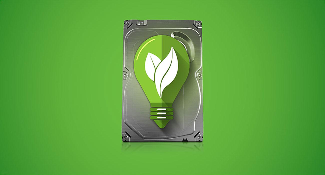 Seagate SSHD FireCuda Skuteczne oszczędzanie energii