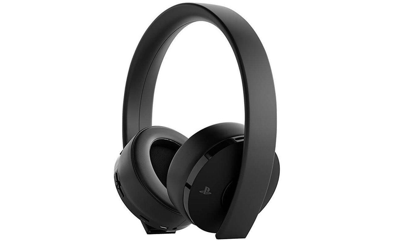 Słuchawki Sony Gold Wireless Headset