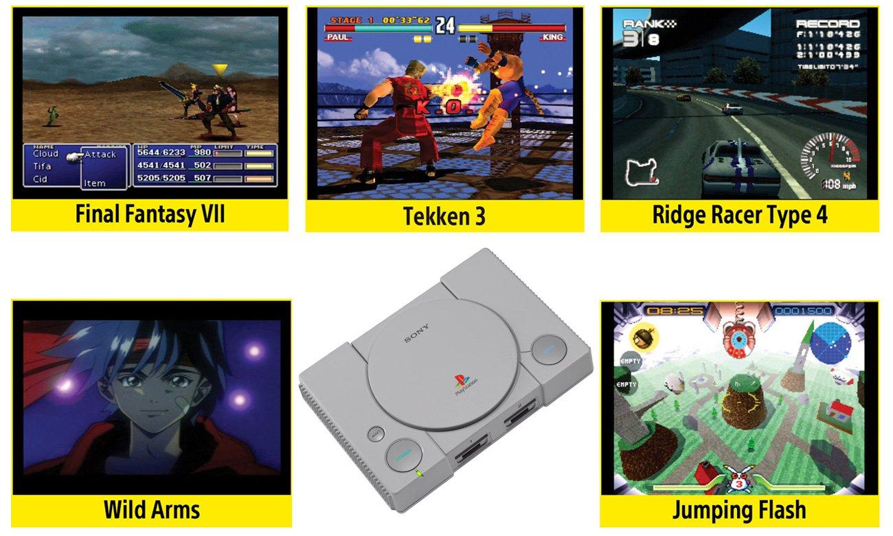 20 игр из золотого века