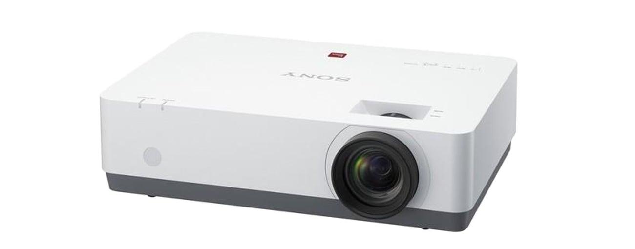 Projektor VPL-EW435 lekkość małe wymiary stylowy wygląd