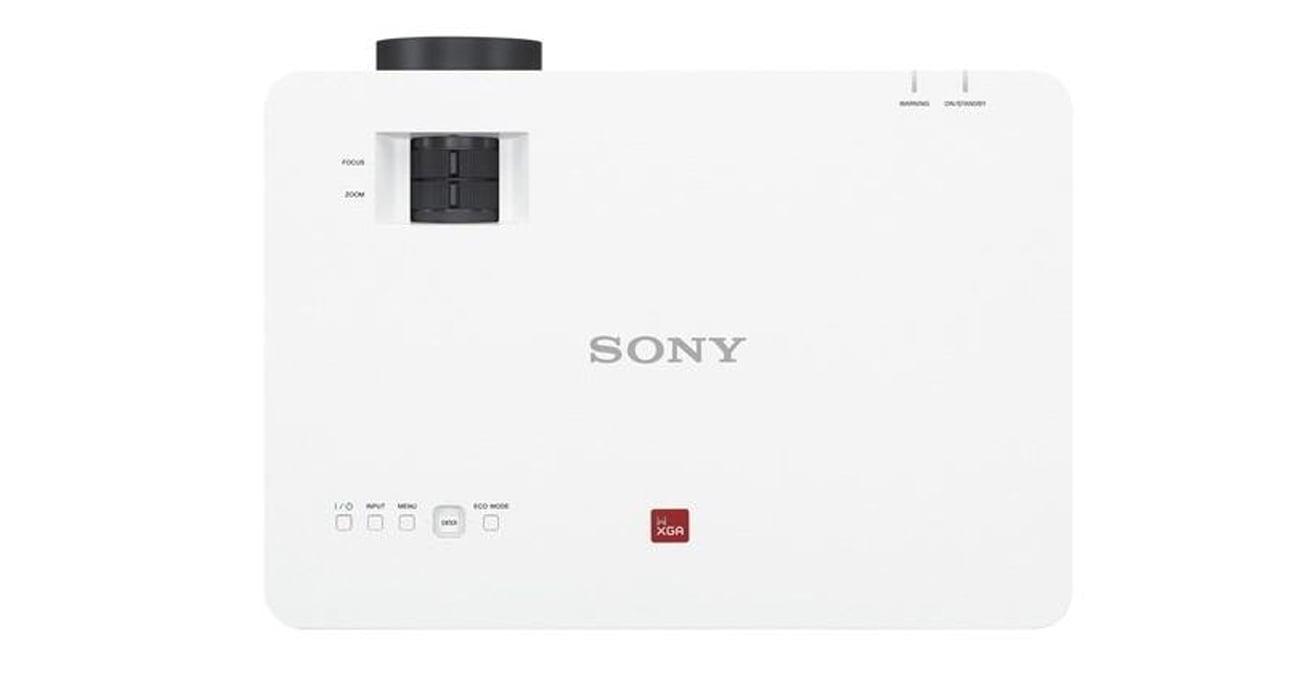 Projektor VPL-EW435 rozdzielczość WXGA