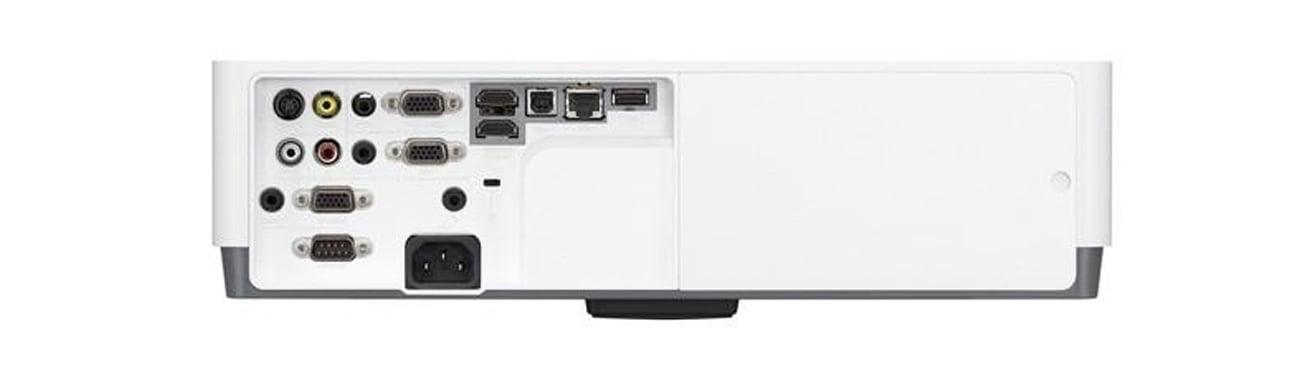 Projektor VPL-EW435 Technologia 3LCD BrightEra niezawodność