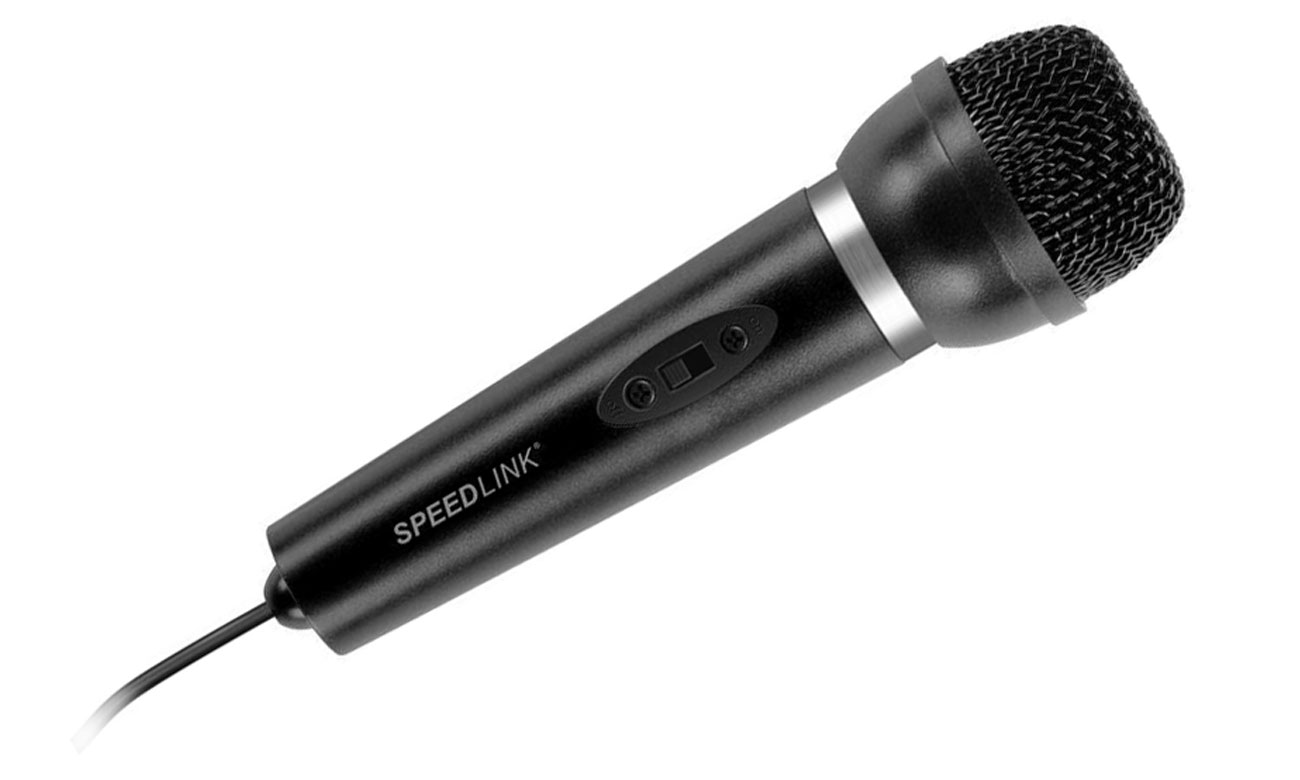 Mikrofon SpeedLink CAPO