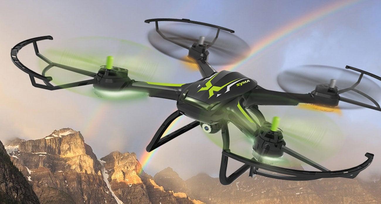 Dron Syma X54HW Czarny