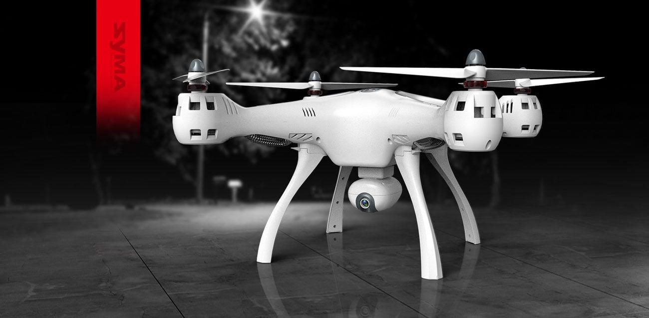 Dron Syma X8 Pro biały