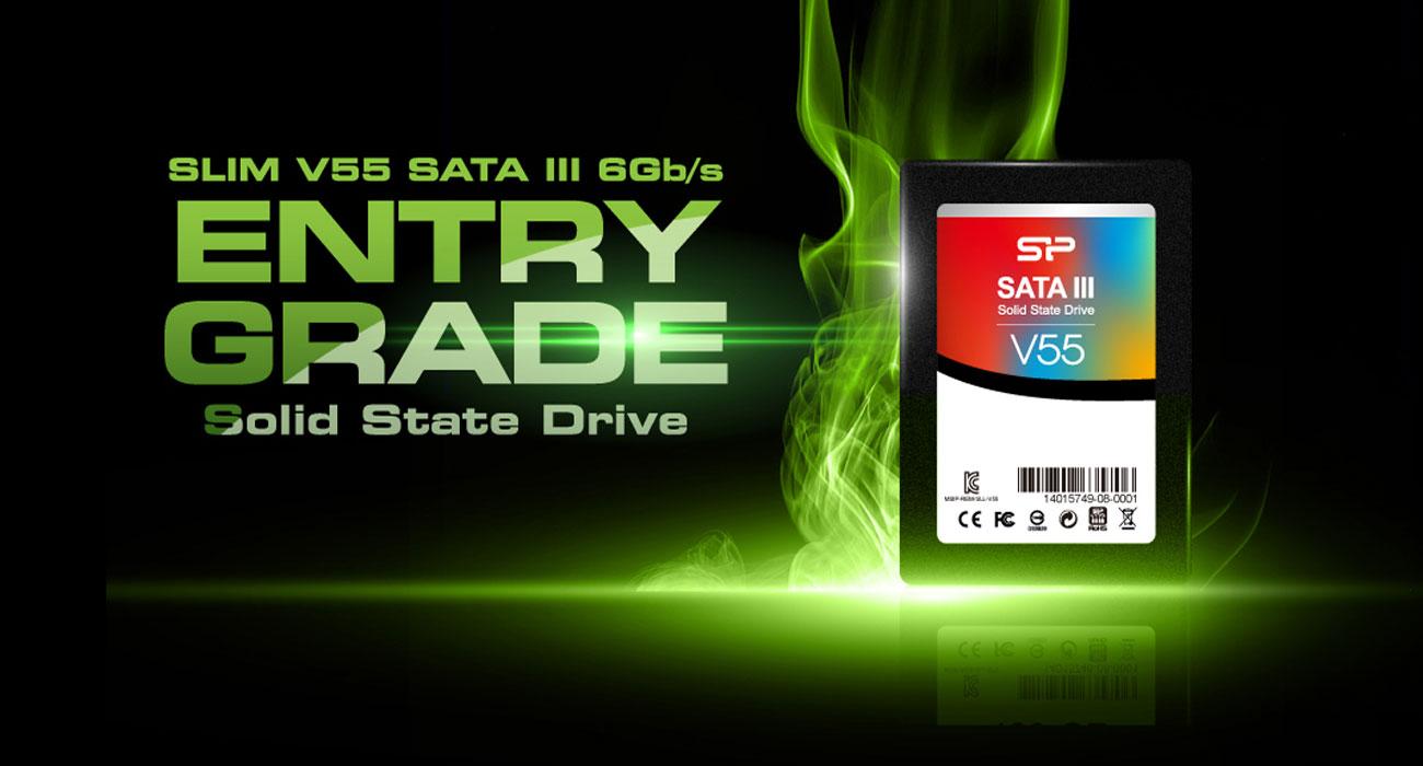 Silicon Power 240GB SATA SSD VELOX V55