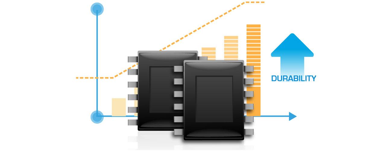 Silicon Power 240GB SATA SSD VELOX V55 niezawodność i żywotność