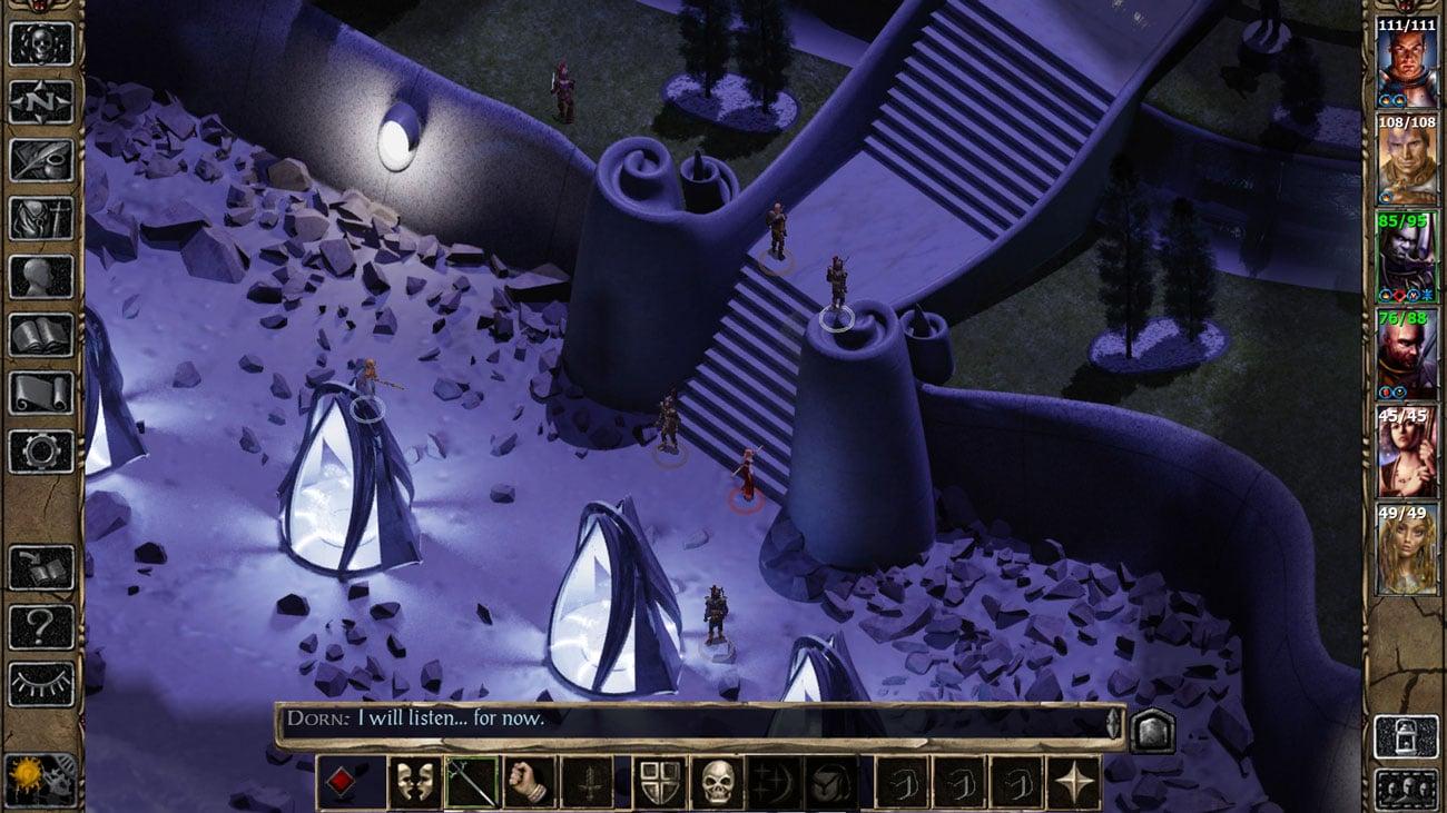 Gra PC Baldur's Gate II: Enhanced Edition