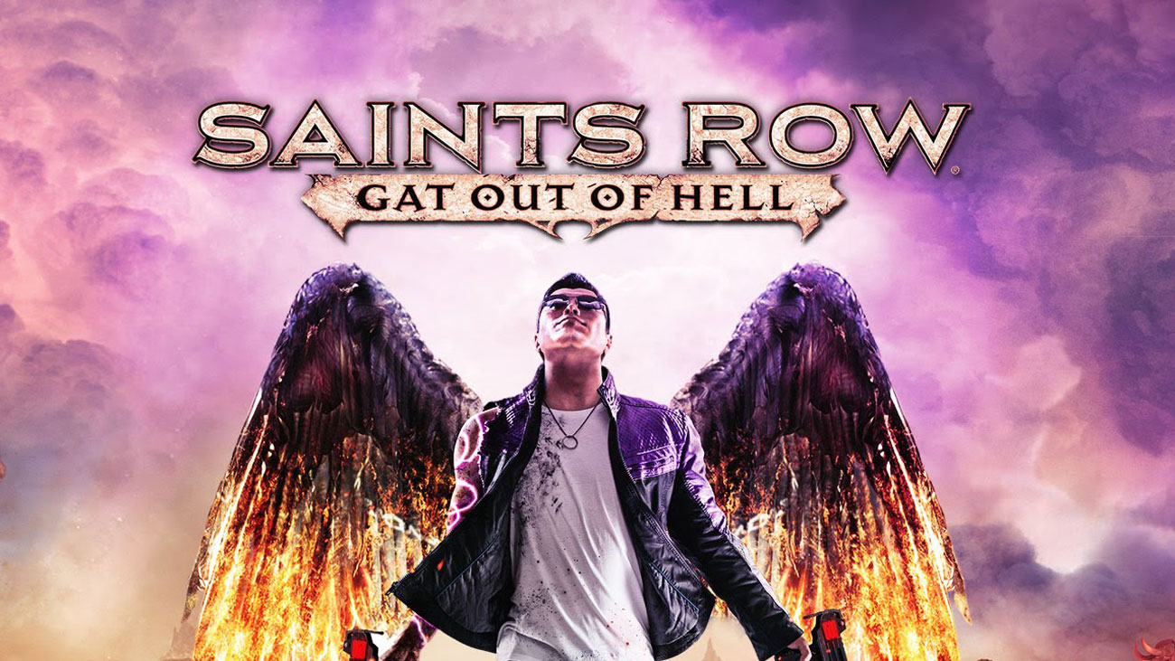 Gra PC Saints Row: Gat Out of Hell First Edition
