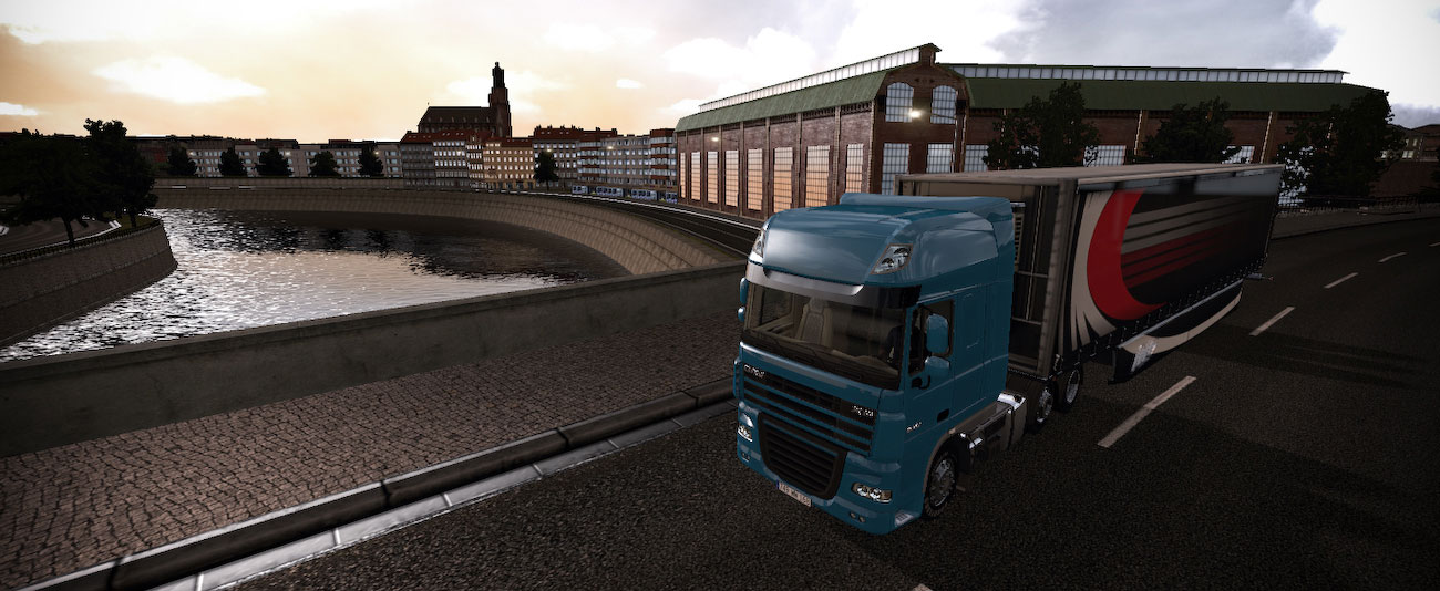 Gra PC Scania Truck Driving Simulator