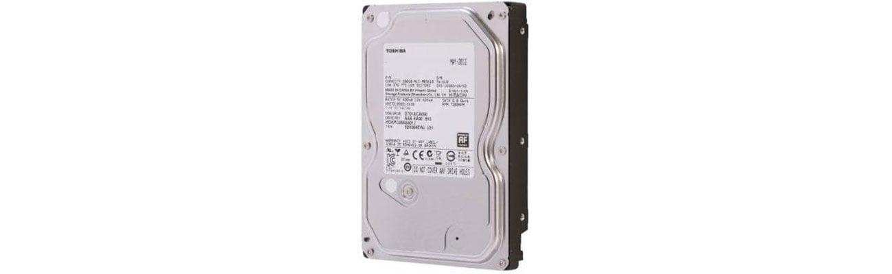 Dysk twardy HDD Toshiba Niezawodność i wydajność