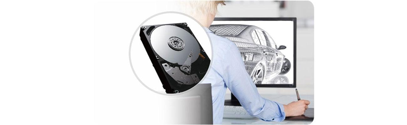 Dysk twardy HDD Toshiba X300