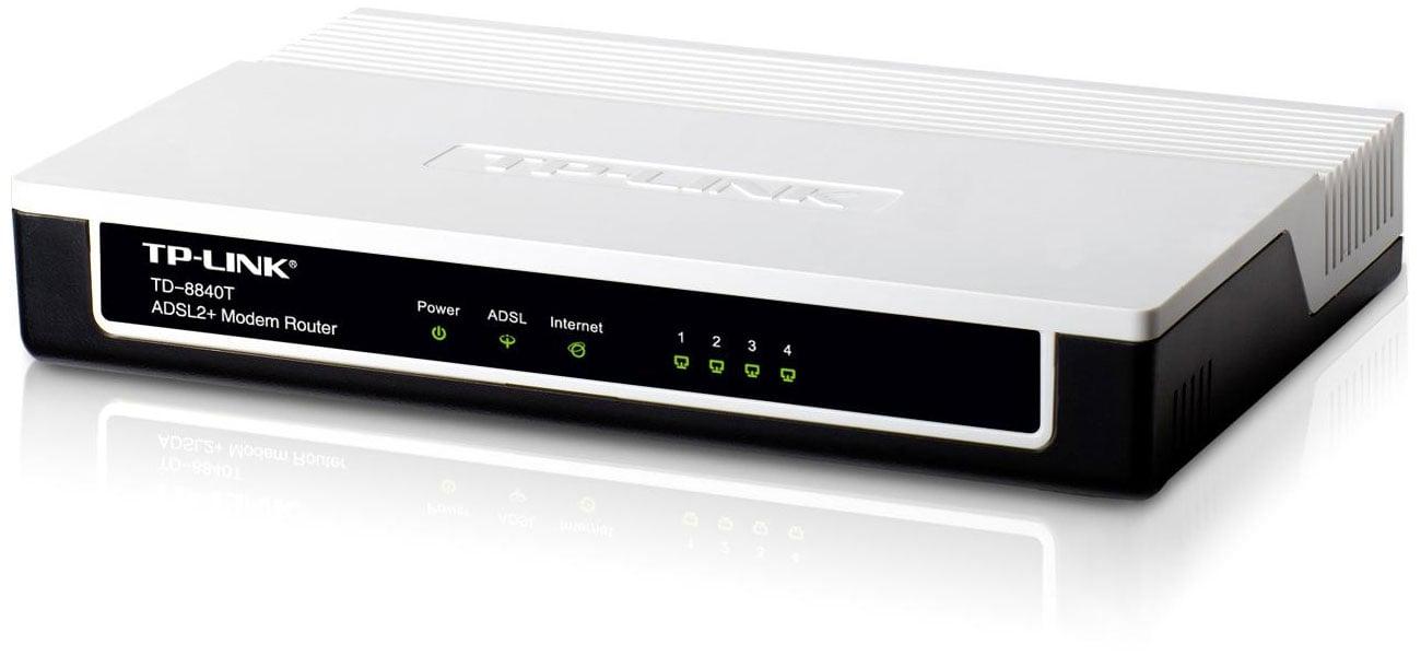 TP-Link TD-8840T Wielofunkcyjność