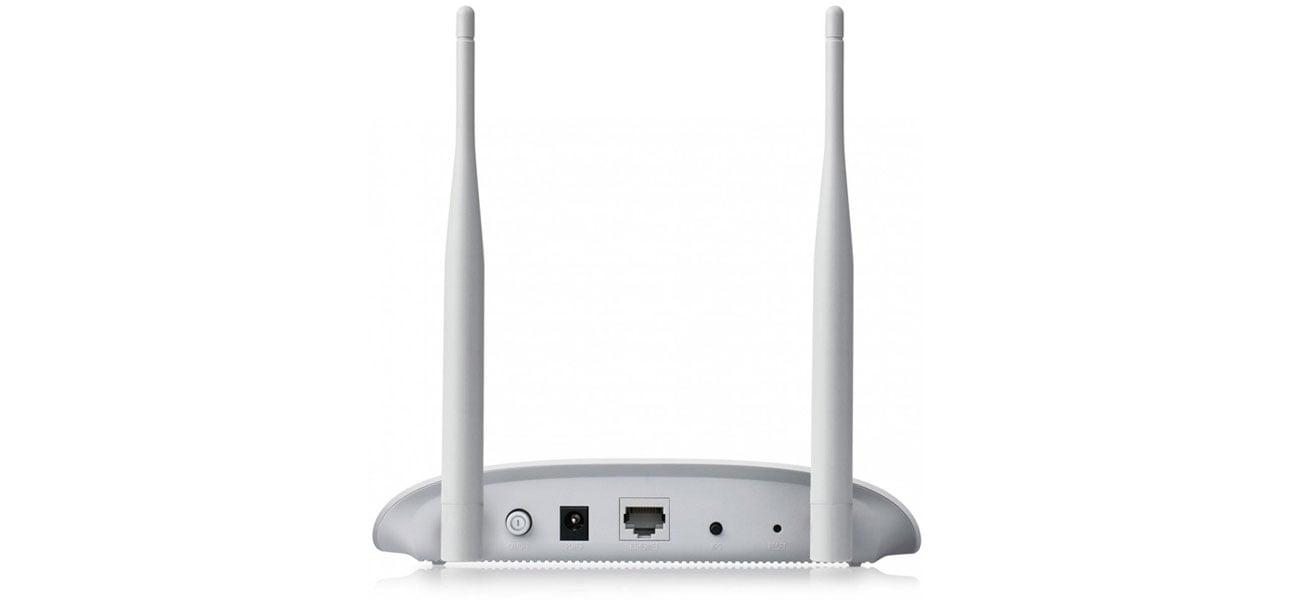 TP-Link TL-WA801ND Przycisk WPS