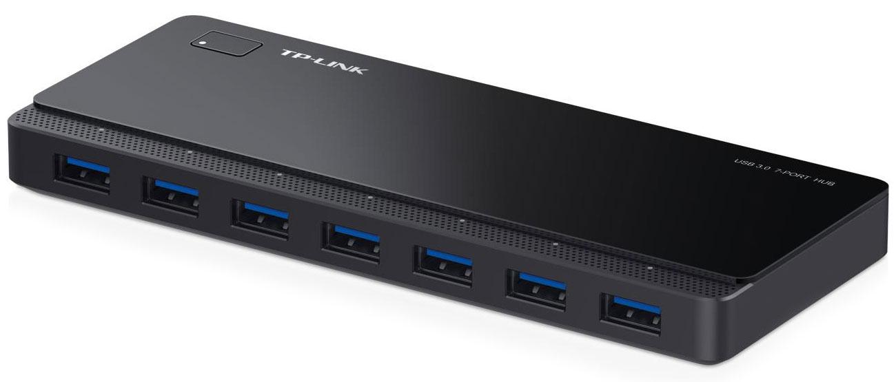 TP-Link UH720 v1.0 7-portowy, przenośny Hub USB 3.0