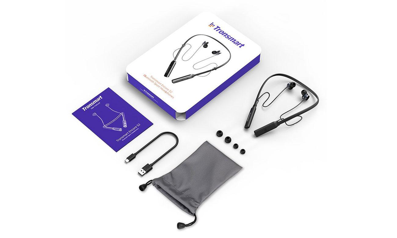 Słuchawki sportowe Bluetooth Tronsmart Encore S2