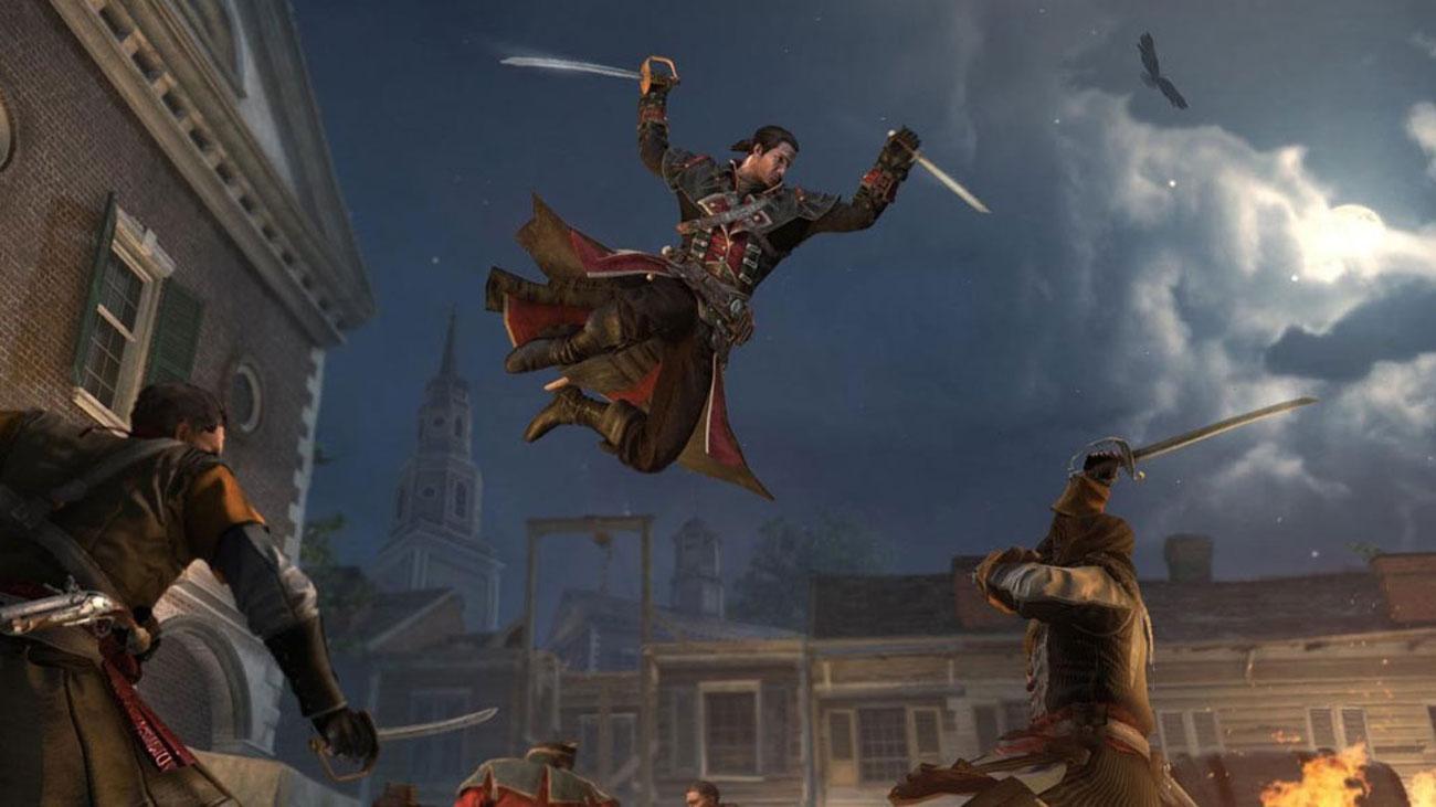 Najmroczniejsza odsłona serii Assassin's Creed