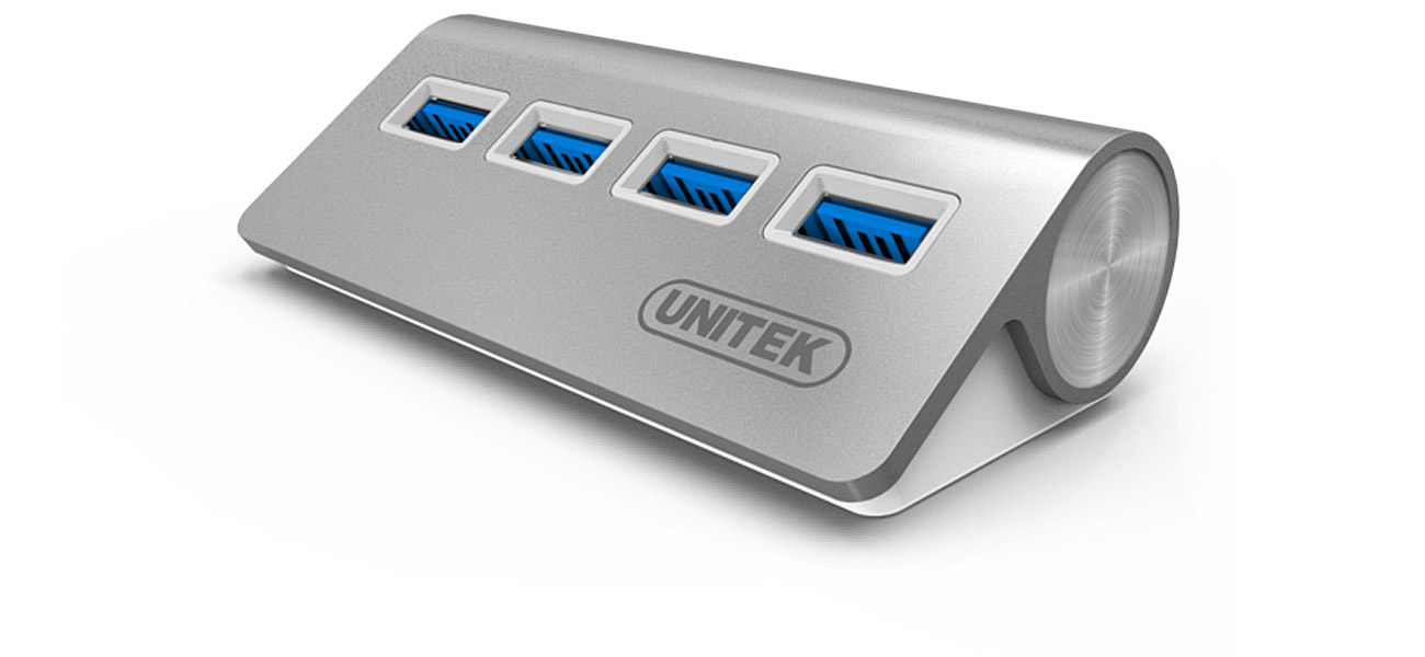 Hub USB 3.0 Unitek Y-3186
