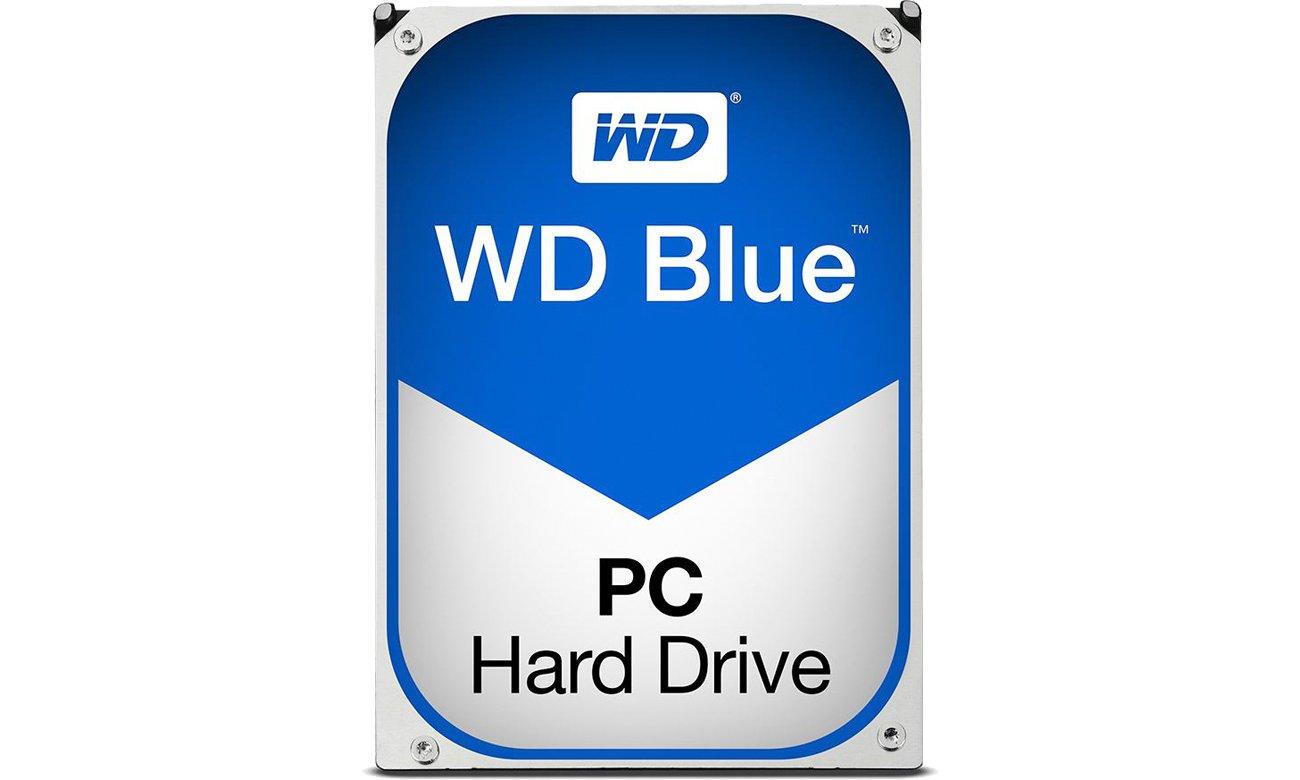 WD 1TB 7200obr. 64MB BLUE duża pojemność