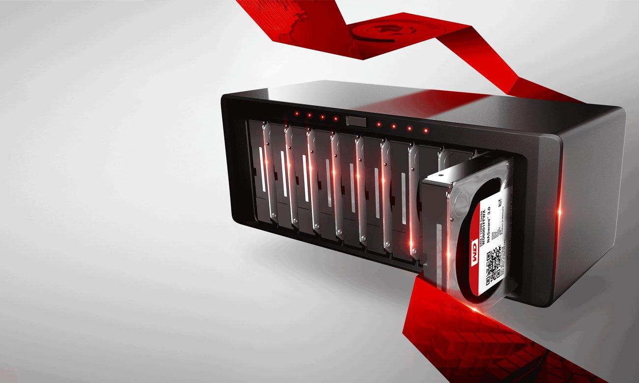 Dysk HDD WD RED PRO Profesjonalne rozwiązania