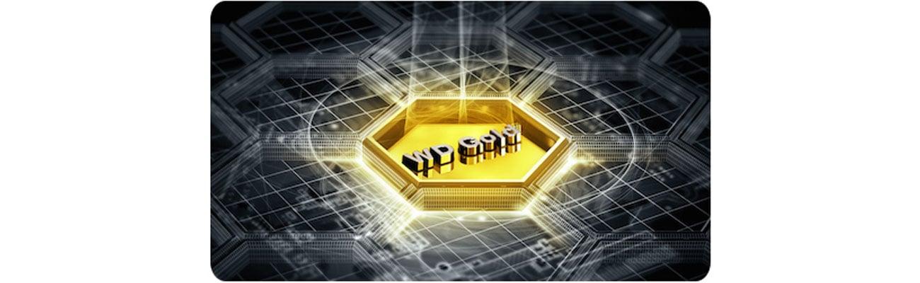 Dysk HDD WD GOLD niezawodność