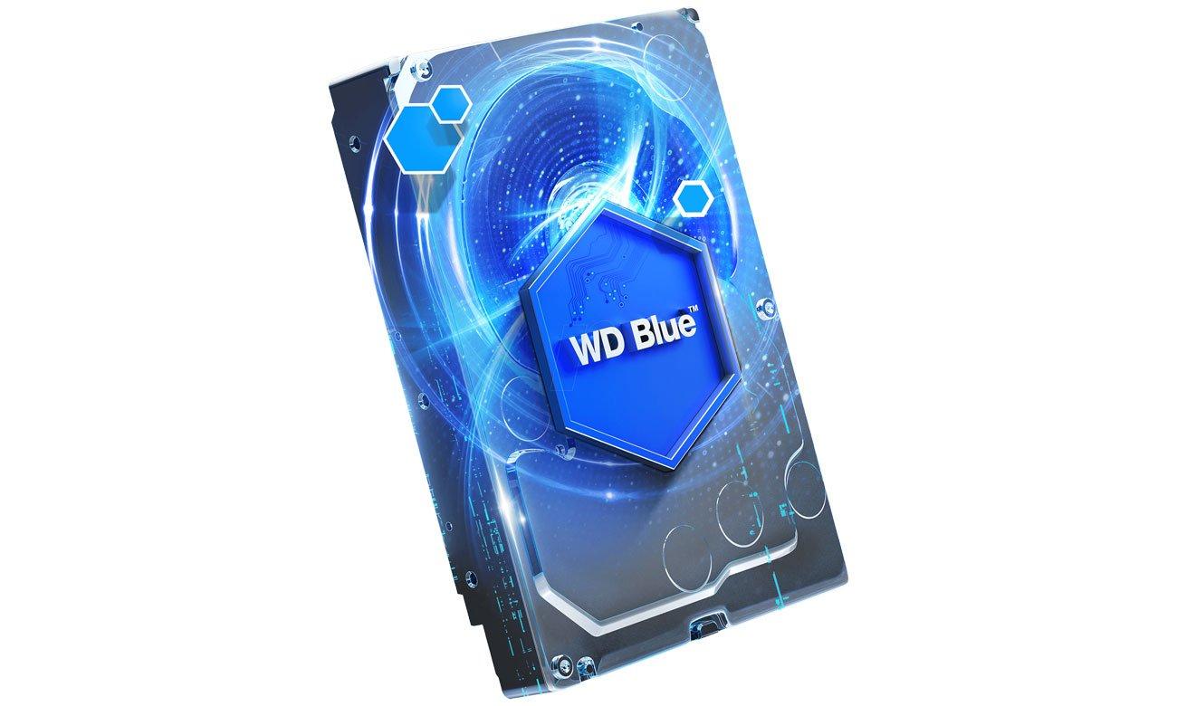 Dysk HDD WD Blue funkcje