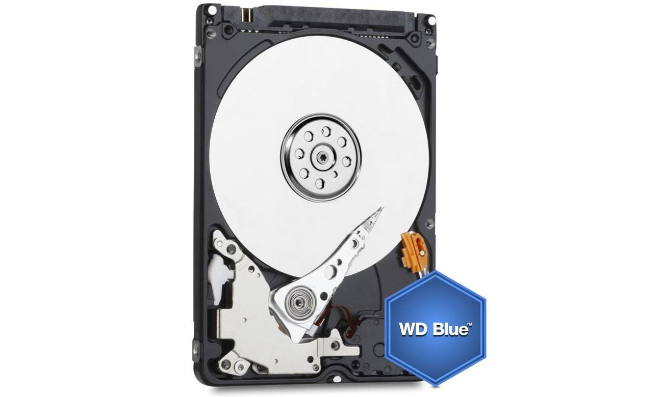 Dysk HDD WD Blue system sterowania NoTouch