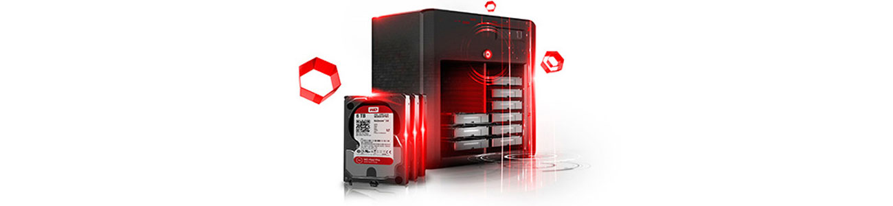 Dysk HDD WD Red Pro NAS technologia RAFF, 3D Active Balance