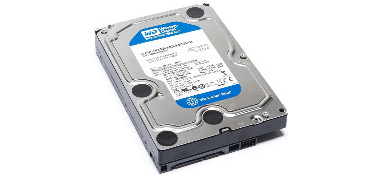 WD 750GB 7200obr. 64MB BLUE Acronis