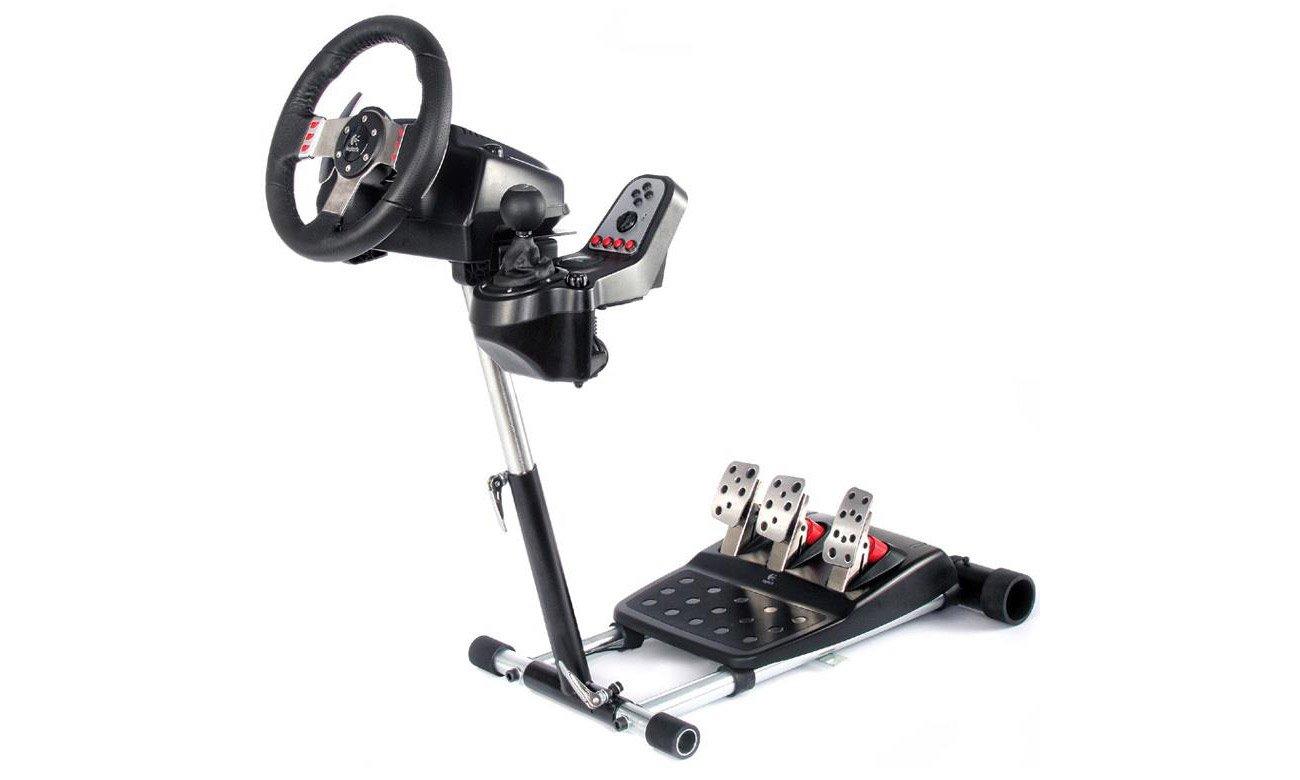 Stojak do kierownicy Wheel Stand Pro G7 DELUXE Komfort i praktyczność