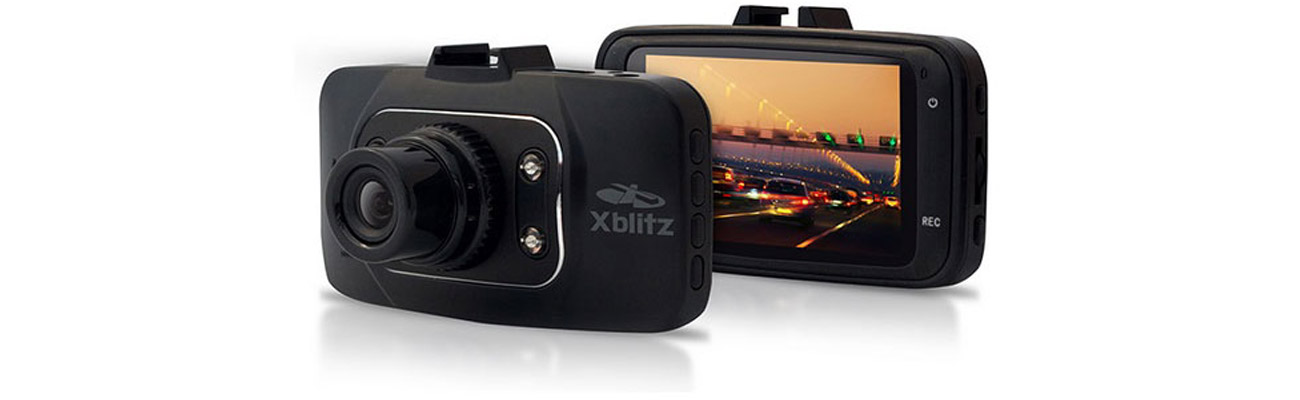 Wideorejestrator Xblitz ClassicFunkcja Wide Dynamic Range