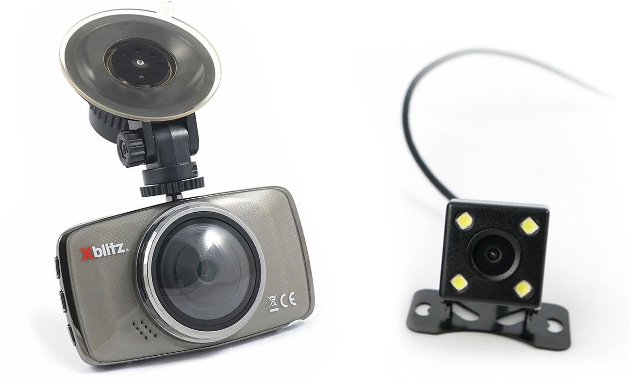 Xblitz DUAL CORE Dwie kamery w jednym zestawie