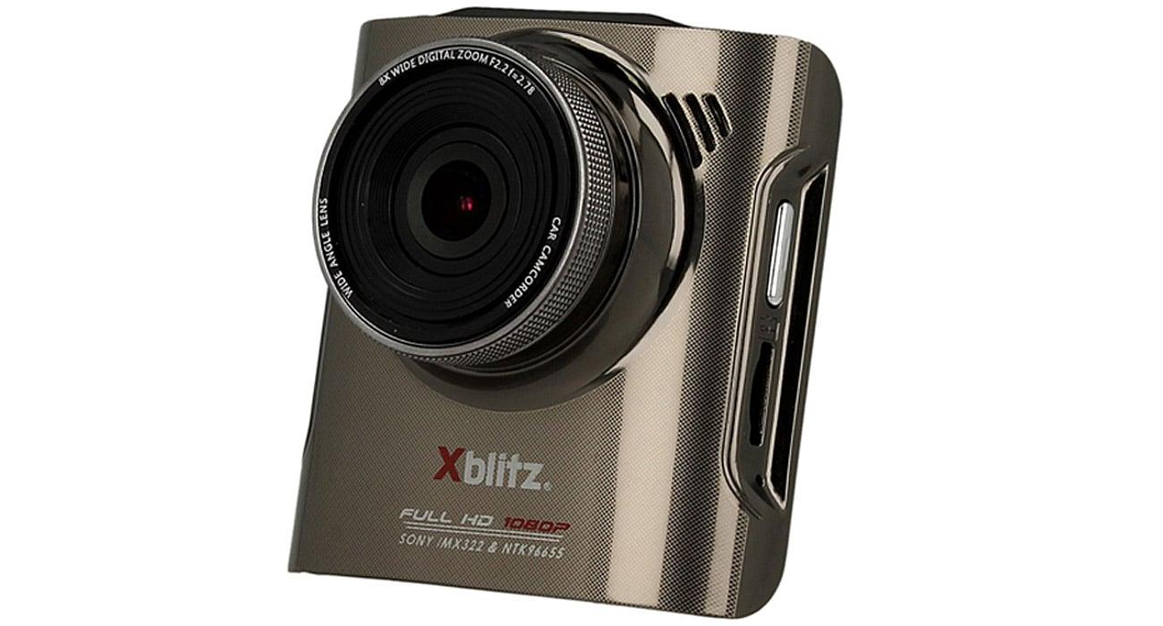 Wideorejestrator Xblitz PROFESSIONAL P100 Spokojna i bezpieczna podróż