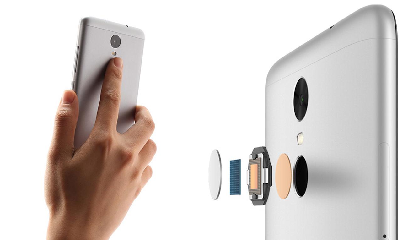 Xiaomi Redmi Note 3 16GB Czytnik linii papilarnych