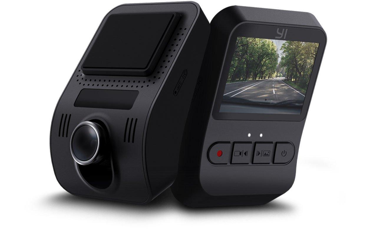Kamera samochodowa YI Mini Dash