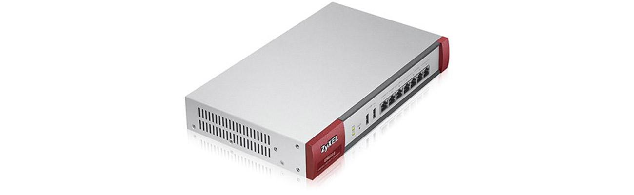 Firewall Zyxel USG210 Wysoka przepustowość połączeń VP