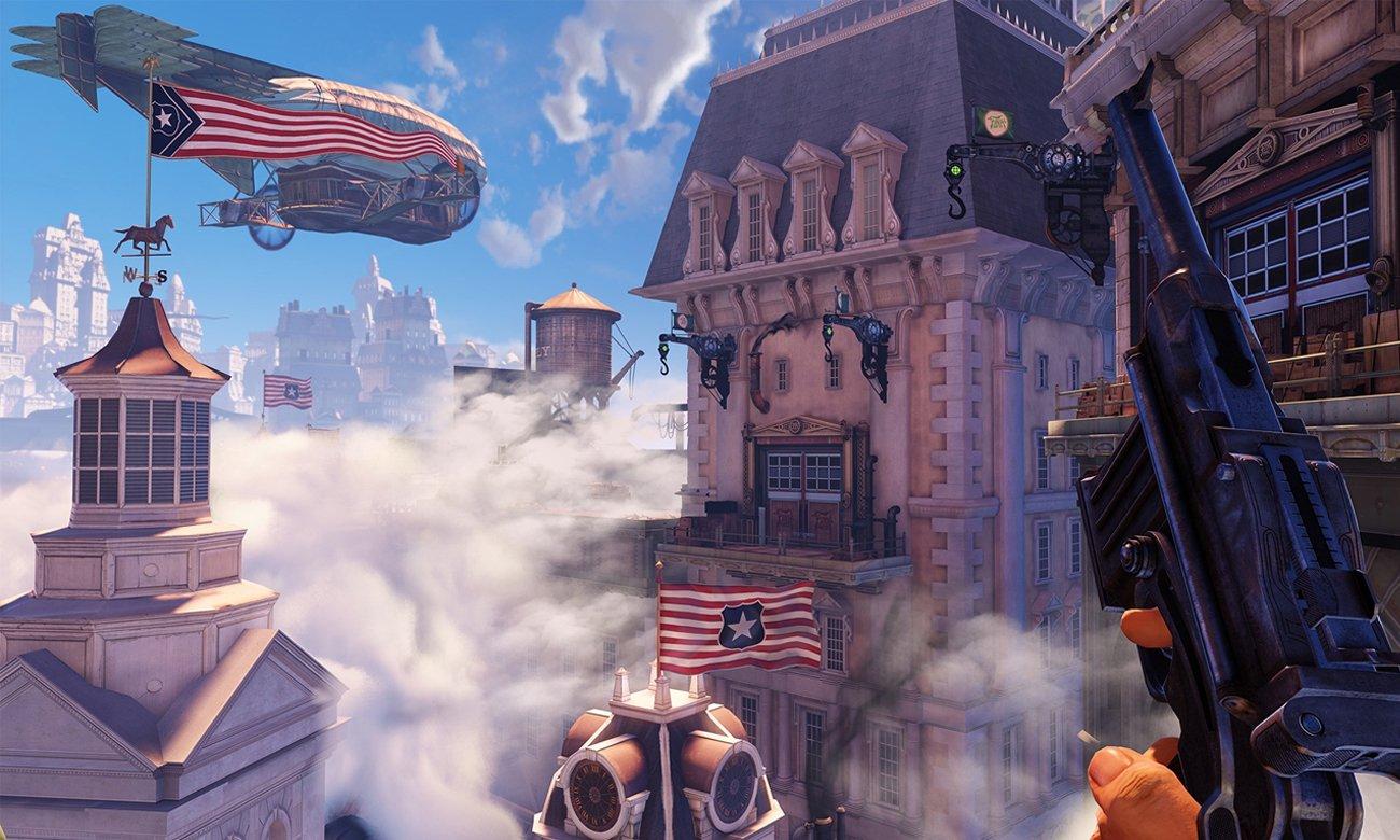 BioShock Infinite - Columbias Finest