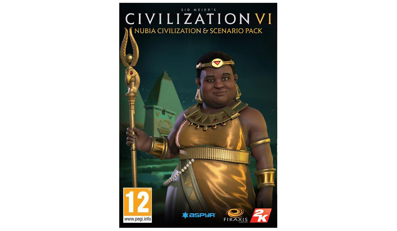 Civilization 6 - Nubia Civ Pack