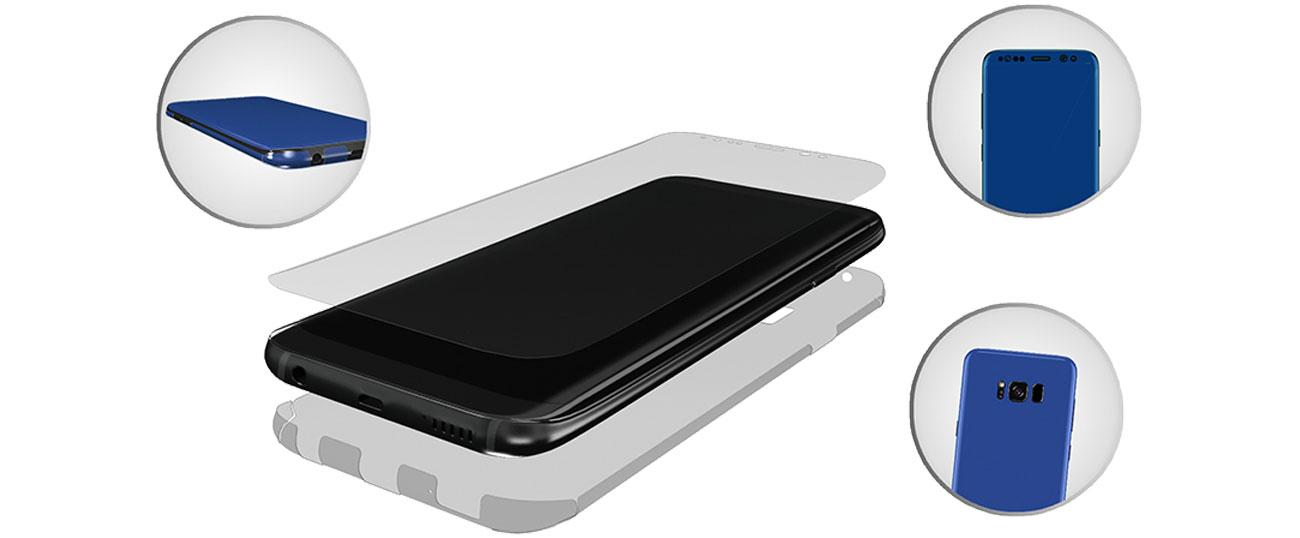 3mk ARC 3D Niewidoczne etui dla telefonu