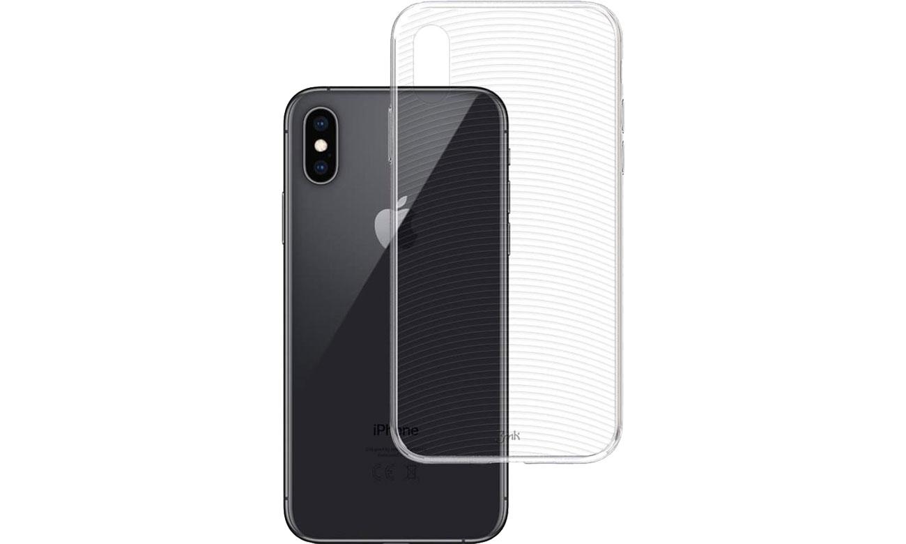Etui 3mk Armor Case do iPhone Xs Max 5903108089821