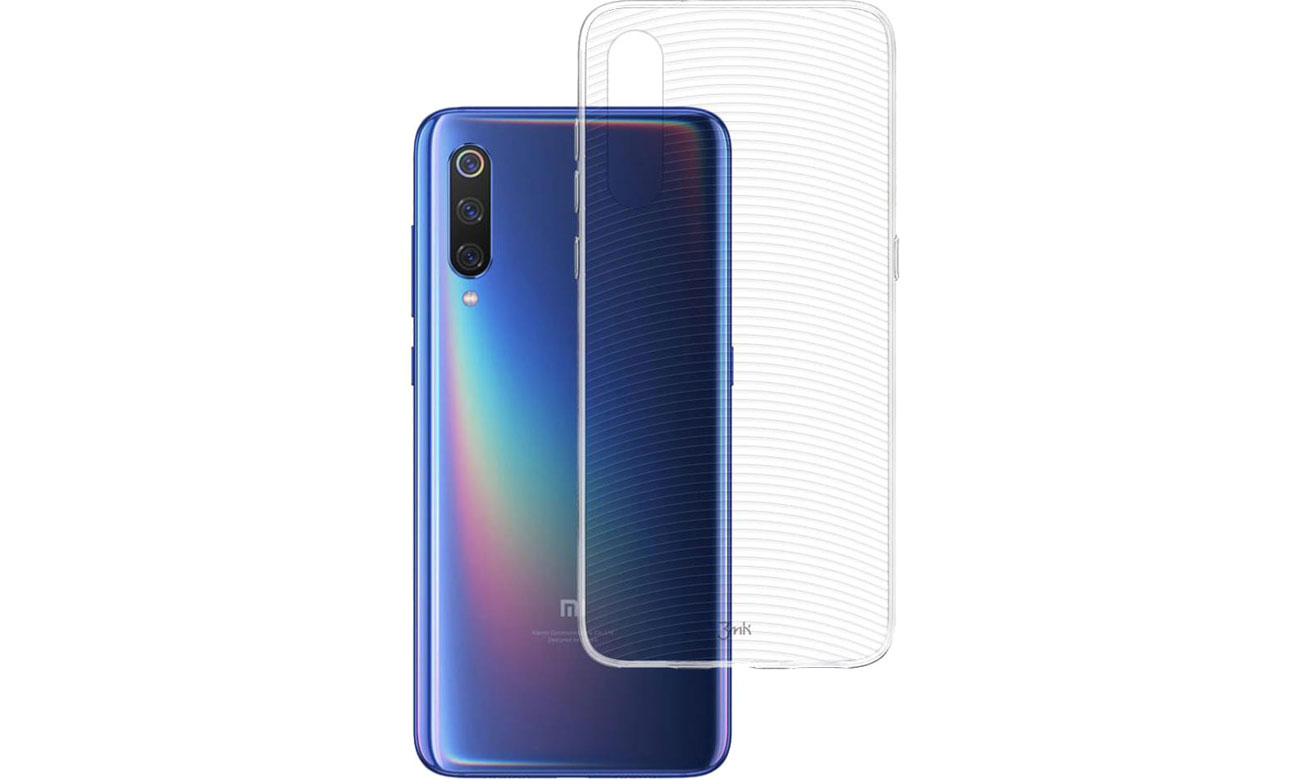 Etui 3mk Armor Case do Xiaomi Mi 9 5903108091008