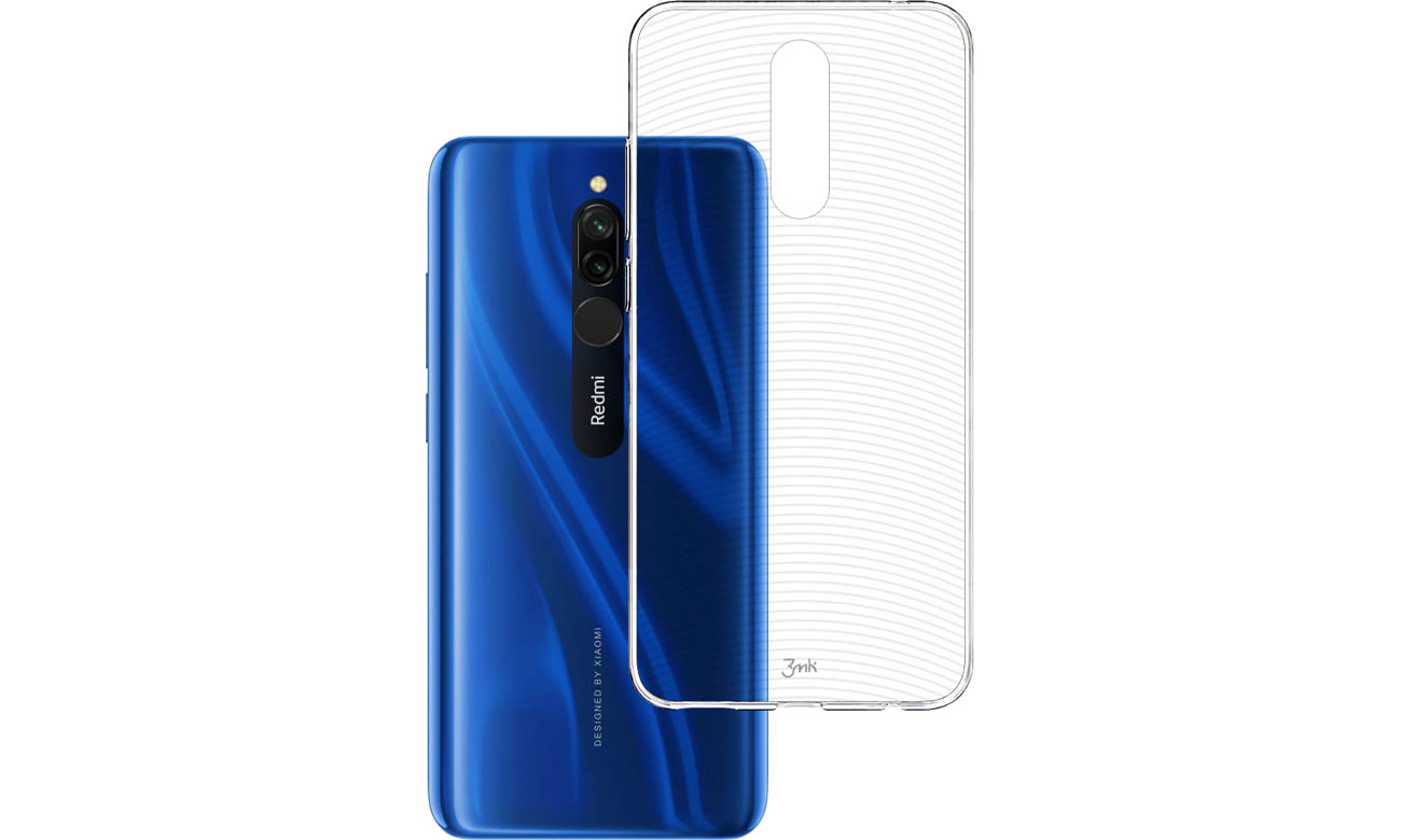 Etui 3mk Armor Case do Xiaomi Redmi 8 5903108213387