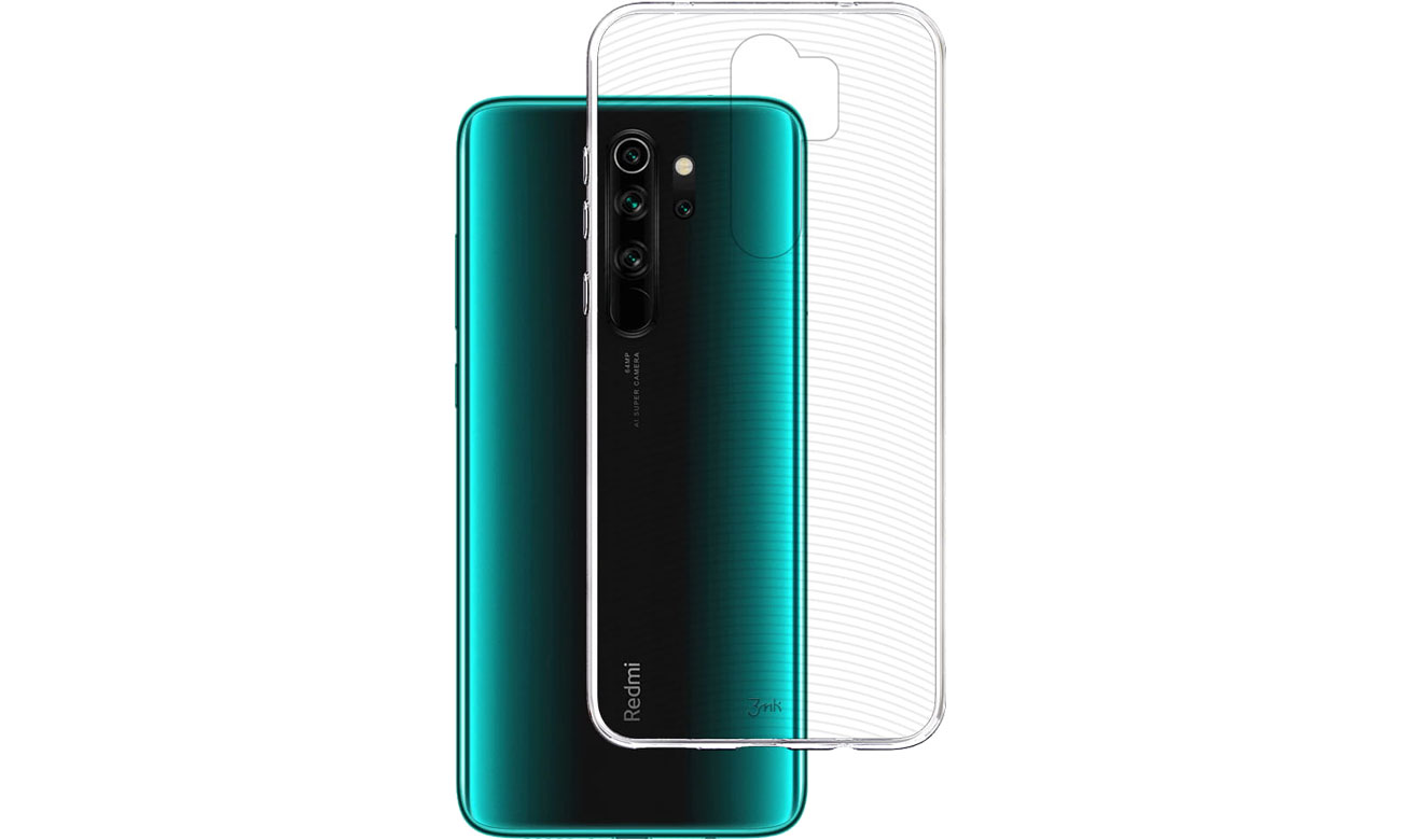 Etui 3mk Armor Case do Xiaomi Redmi Note 8 Pro 5903108205221