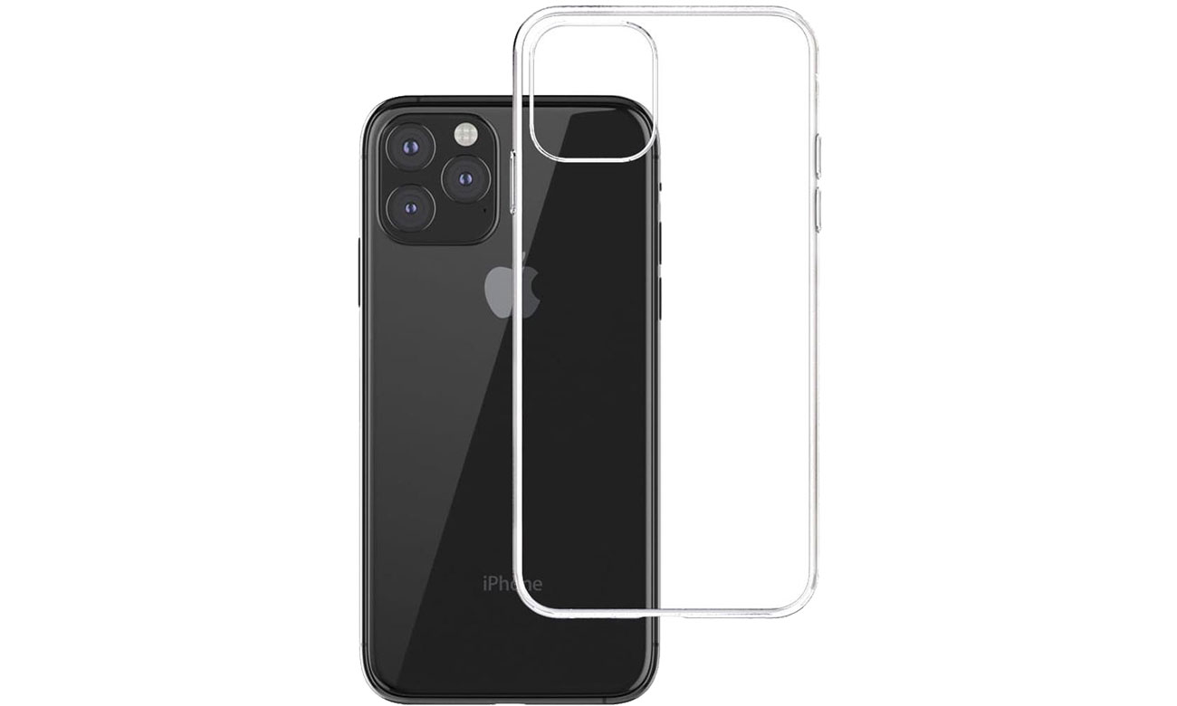 Etui 3mk Clear Case do iPhone 11 Pro 5903108142557