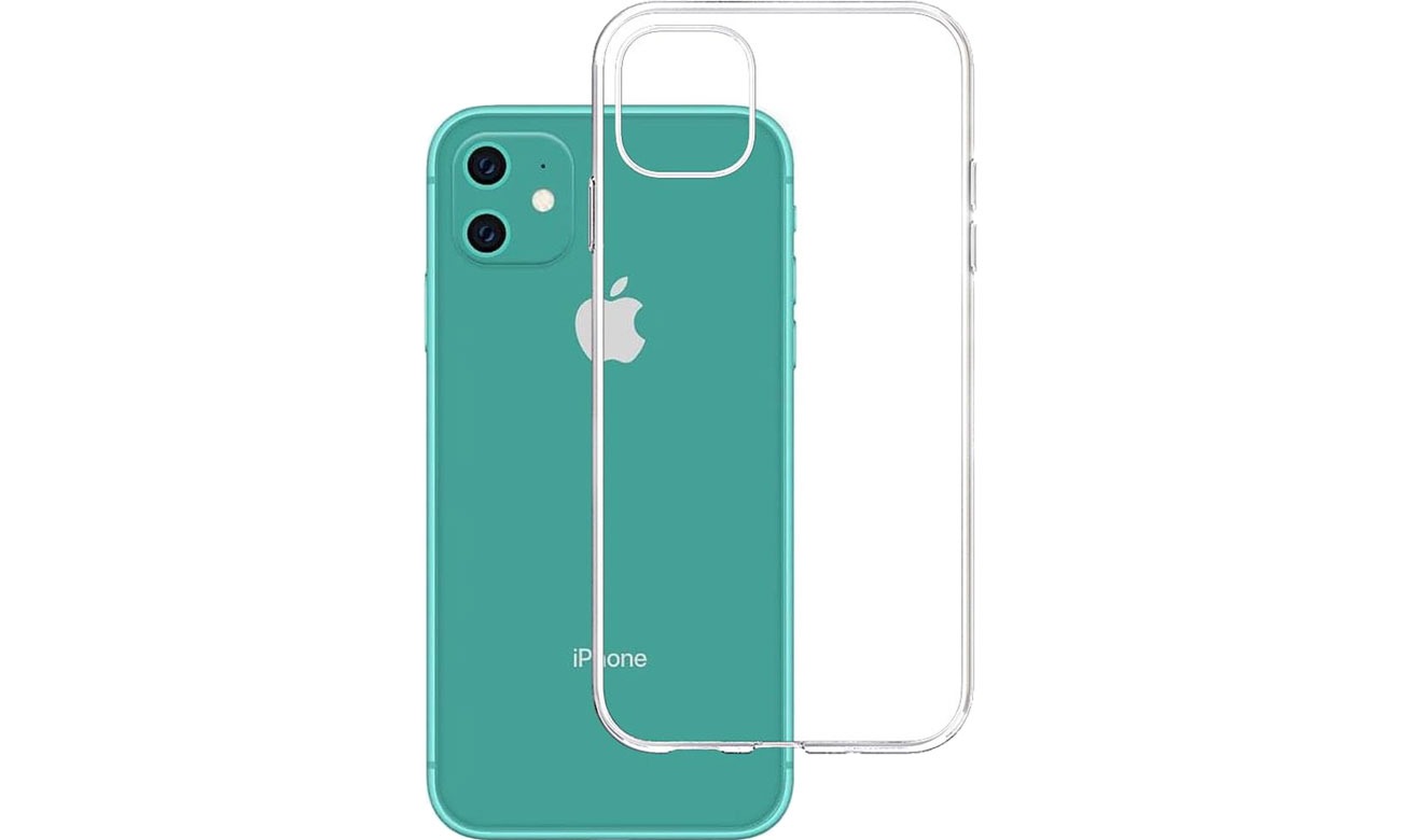 Etui 3mk Clear Case do iPhone 11 5903108142571