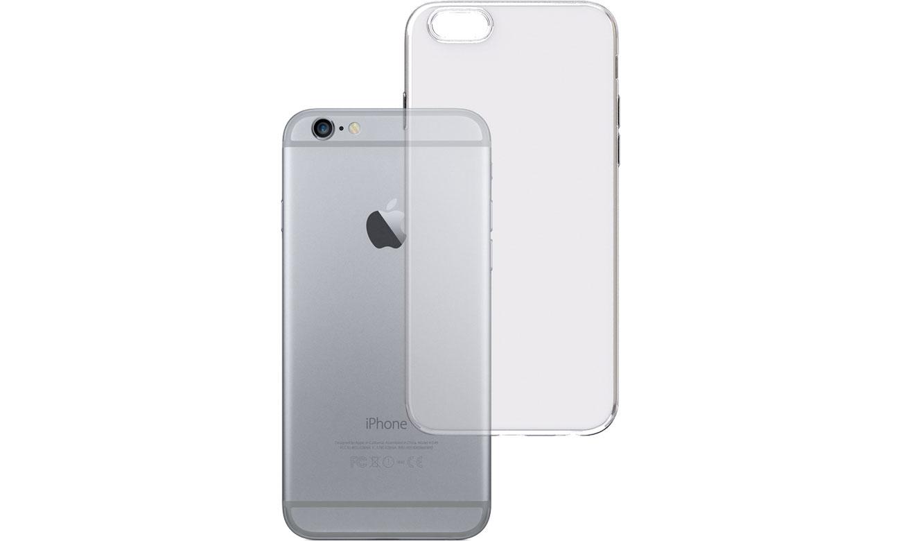 Etui 3mk Clear Case do iPhone 6/6s 5903108043786