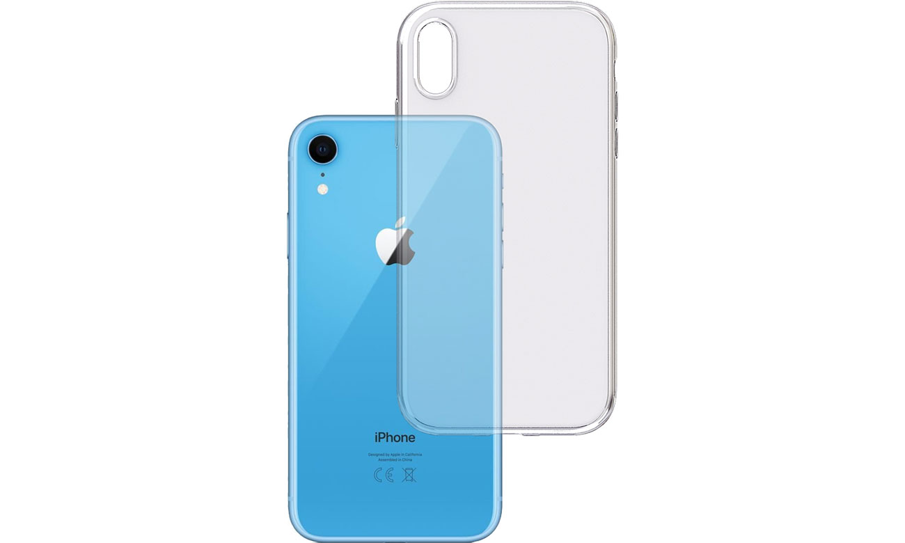 Etui 3mk Clear Case do iPhone Xr 5903108047555