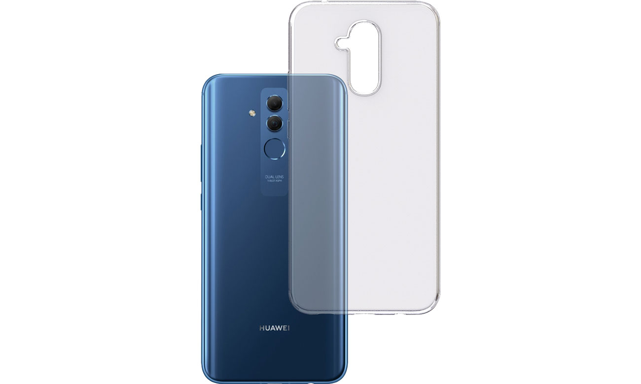 Etui 3mk Clear Case do Huawei Mate 20 Lite 5903108047586